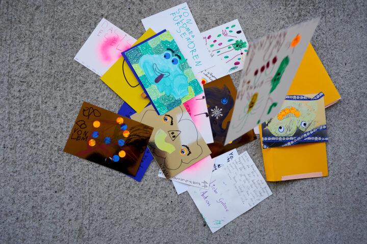 Altersheim postkarten lustige Freunde 10.
