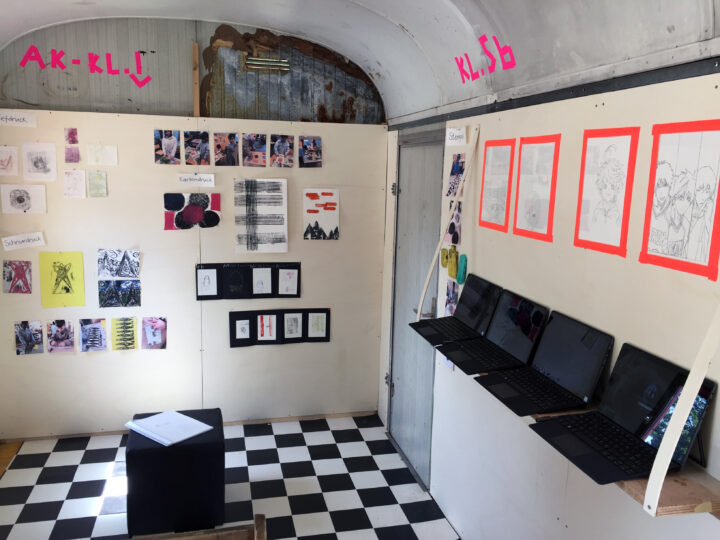 K Ausstellung.