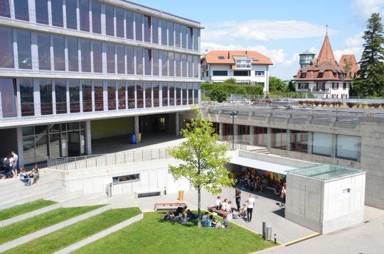 Freiburg, Fachmittelschule Freiburg (ECGF-FMSF)